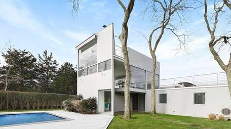 The five-bedroom home was built in 1970 and