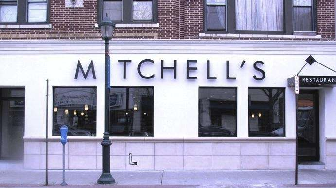 Exterior of Mitchell's in Valley Stream