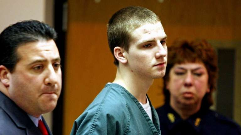 Kevin Shea, one of the seven boys accused