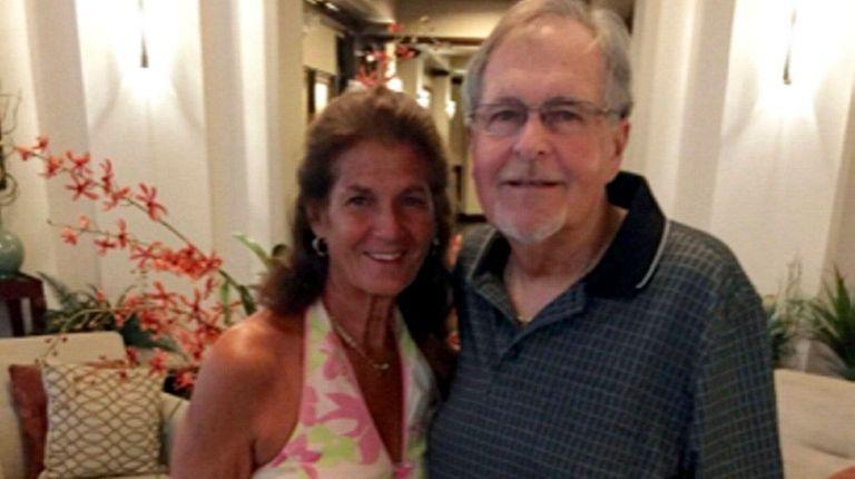 Carol and John Ball of Merrick celebrated their