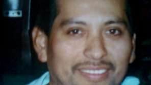 Geremias Caceres, 39, of Huntington Station, was shot