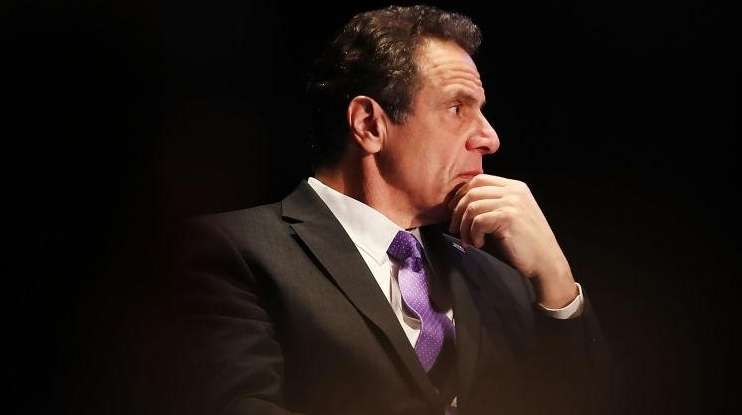 Gov. Andrew M. Cuomo is facing his toughest