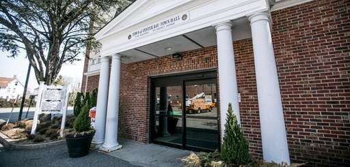 Oyster Bay Town Hall in Oyster Bay on