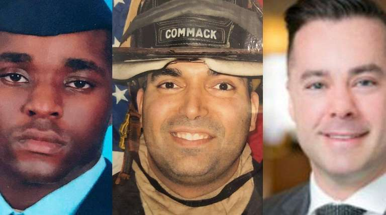 Pentagon releases names of 7 airmen killed in crash in Iraq