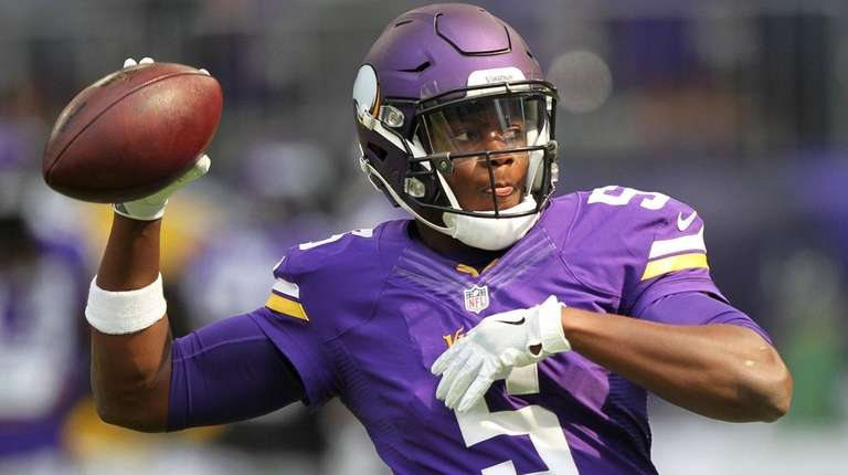 Jets 'working on a deal' for QB Teddy Bridgewater
