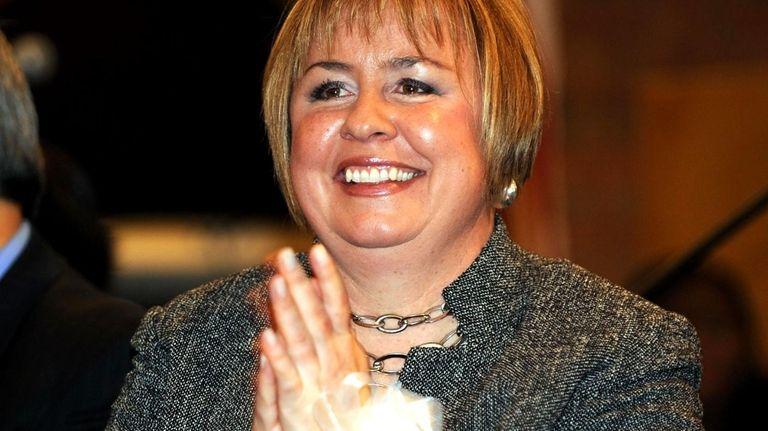 Hempstead Supervisor Kate Murray (Jan. 5, 2010)