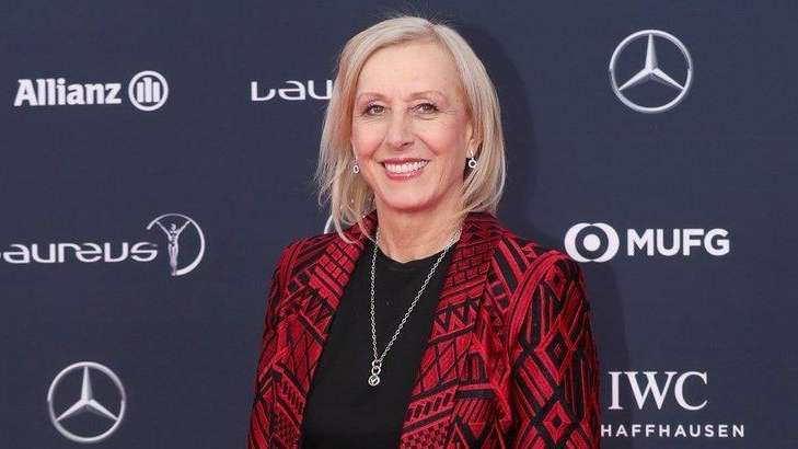 Navratilova lashes out at BBC over pay