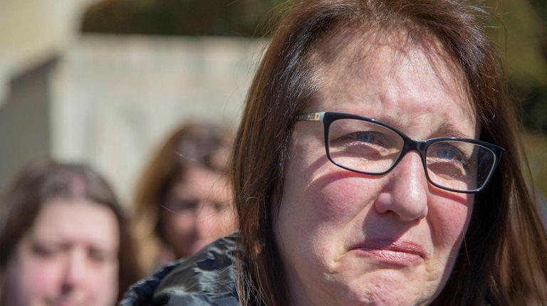 Andrea Rothbort after John Hartwig was sentenced Monday
