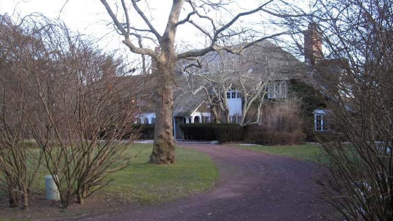 Madonna rented a home in East Hampton to