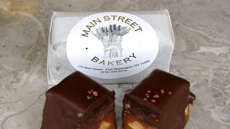The Main Street Bar, $3.50 Main Street Bakery,