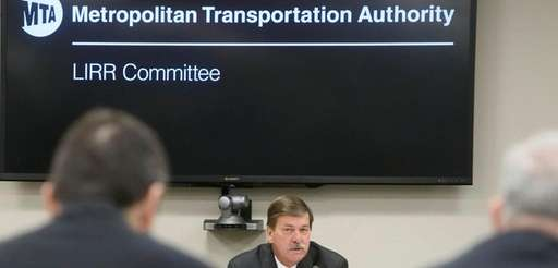 LIRR chief Patrick Nowakowski said the agency will