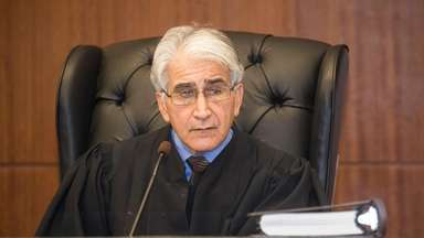 State Supreme Court Justice Jerry Garguilo, seen on
