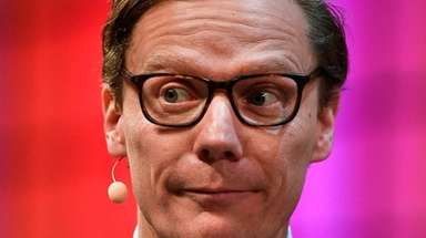 Cambridge Analytica CEO Alexander Nix, seen here on