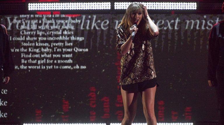Taylor Swift sent a New York couple a