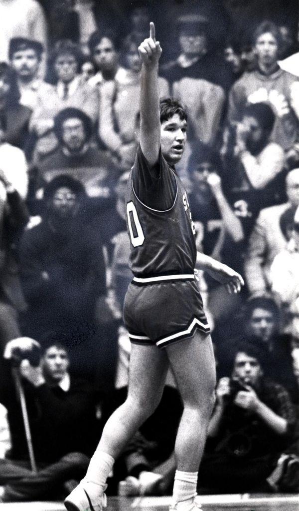 St. John's 1985 Final Four team, including star
