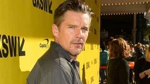 Ethan Hawke at SXSW in Austin, Texas, on