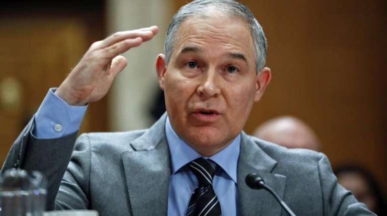 More sky high travel costs for EPA secretary Pruitt
