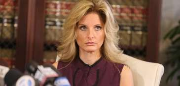 Summer Zervos, a former contestant on