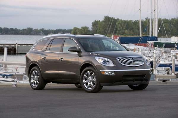 The 2010 Buick Enclave CXL