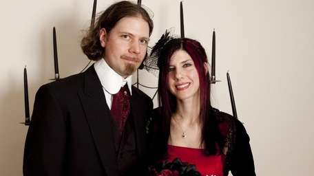 Denise Palazzolo and Erik Heuler, who live in