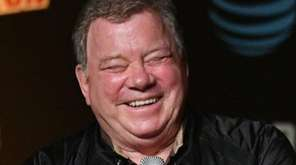 William Shatner speaks onstage during the 2017 New