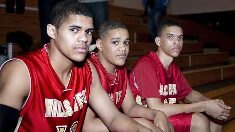 Brotherly love spurs Hills West boys' victory | Newsday