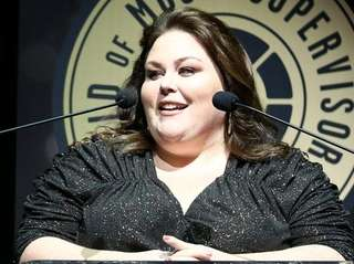 Chrissy Metz at the 8th Annual Guild of