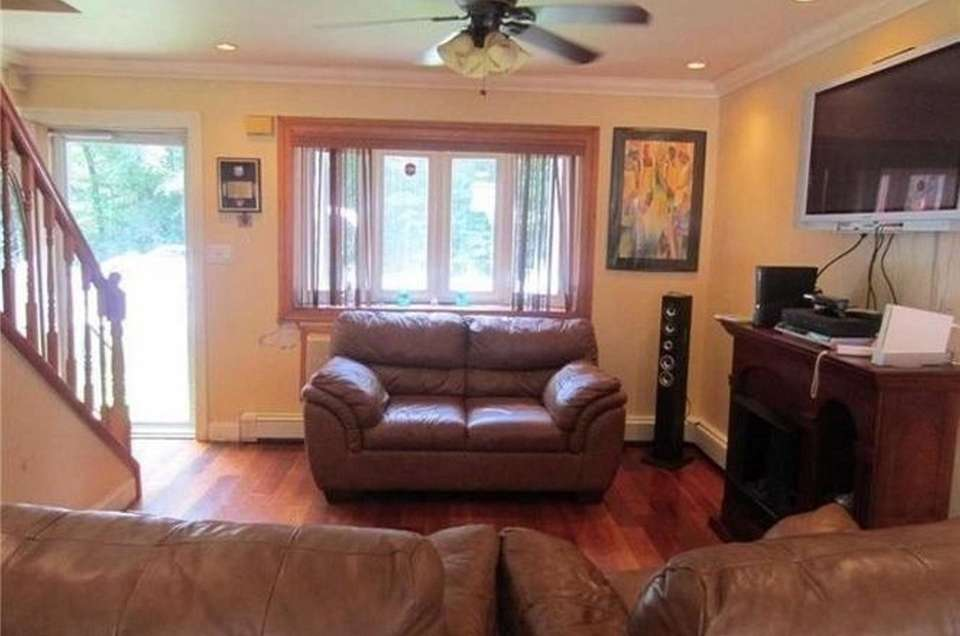 The main level of this Medford expanded-Cape includes