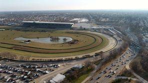 Development plans at Belmont Park have led to