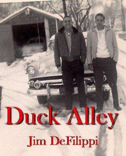 The fictional, tough town of Duck Alley is