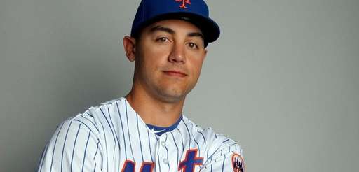 This is a 2018 photo of Michael Conforto