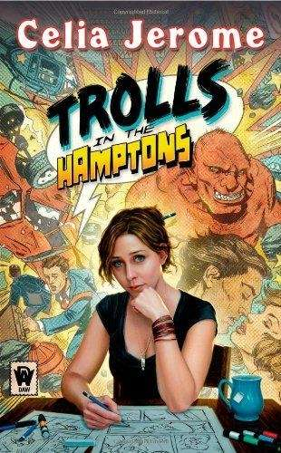 Willow Tate writes a graphic novel about a
