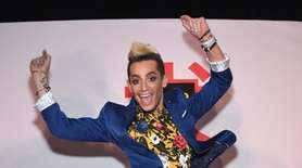 Frankie Grande attends the