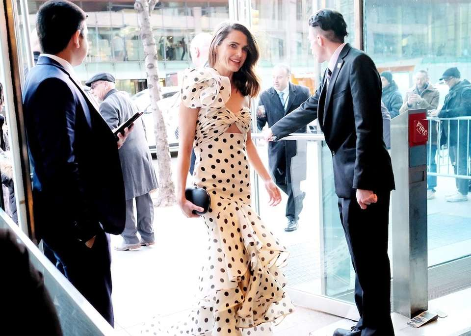 Actress Keri Russell attends the premiere of