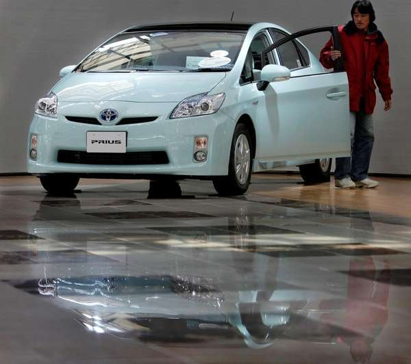 Toyota has told dealers it's preparing a plan