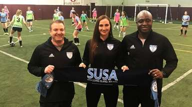 SUSA co-owners Glenn Schneider, left, and Moussa Sy