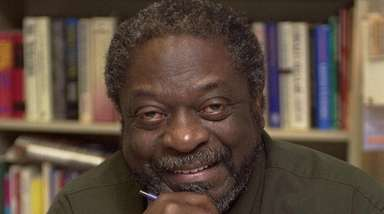 Newsday Pulitzer Prize-winning journalist Les Payne in 2002.