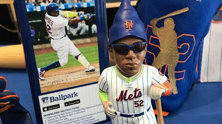 This Yoneis Cespedes gnome figurine will be a