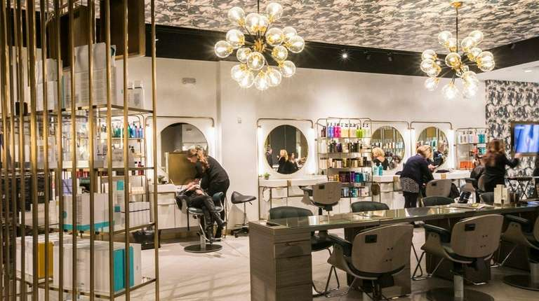 The Salon Project at Saks Fifth Avenue in Huntington | Newsday