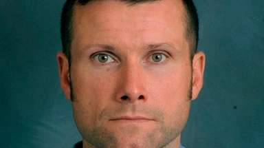 Michael Davidson, 37, of FDNY Engine Company 69,