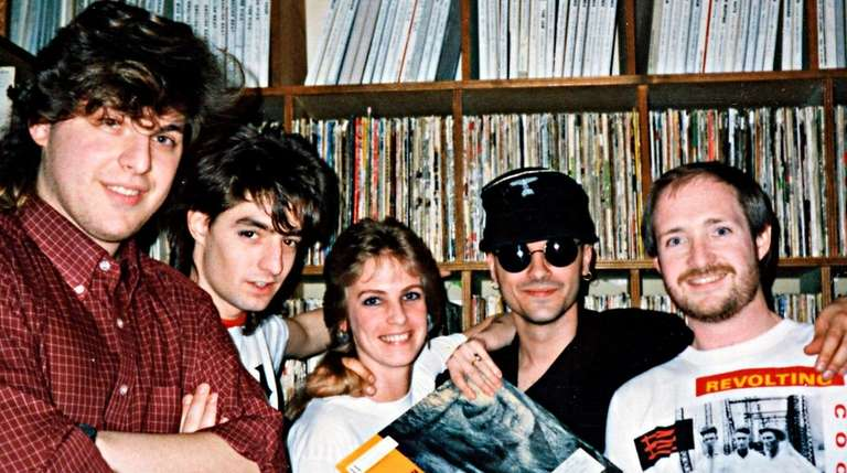 WLIR doc, 'New Wave: Dare to Be Different,' chronicles rise