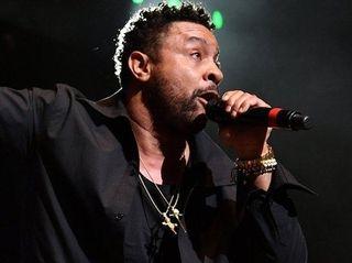 Shaggy, performing at KTUphoria at Northwell Health at