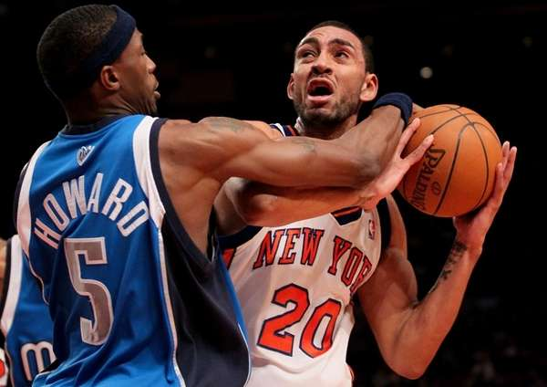 The Knicks may look to re-acquire former power