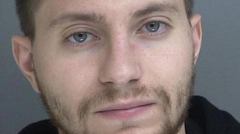 Joseph Iorio, 21, of Holtsville, pleaded guilty in