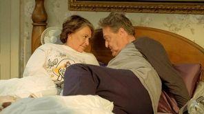 Roseanne Barr and John Goodman return in a