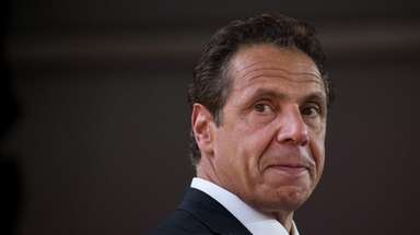 New York Gov. Andrew Cuomo on Sept. 13,