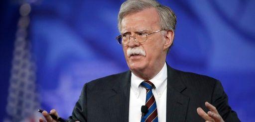 John Bolton, a former U.S. ambassador to the