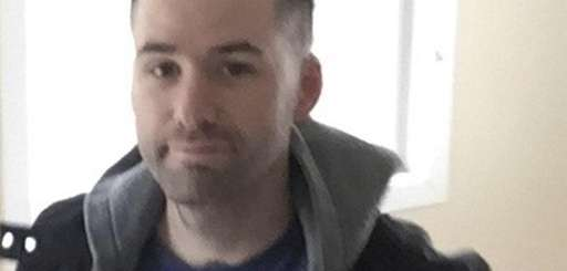 Police said that Joseph Brogan, 28, of Westhampton,