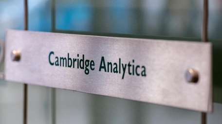 Cambridge Analytica is based in London.