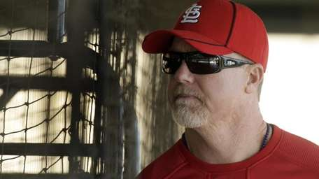 Based on the numbers, Mark McGwire has a